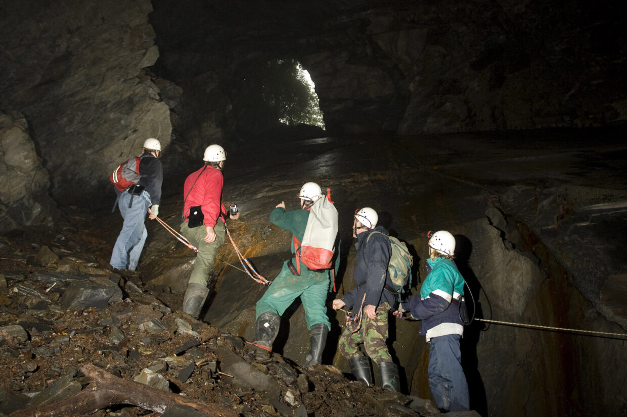 Award winning mine exploration attraction reopens in Mid Wales
