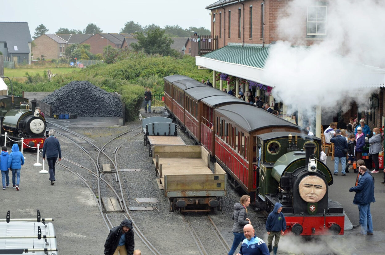 Talyllyn Railway Enjoys Busiest Weekend in Five Years!